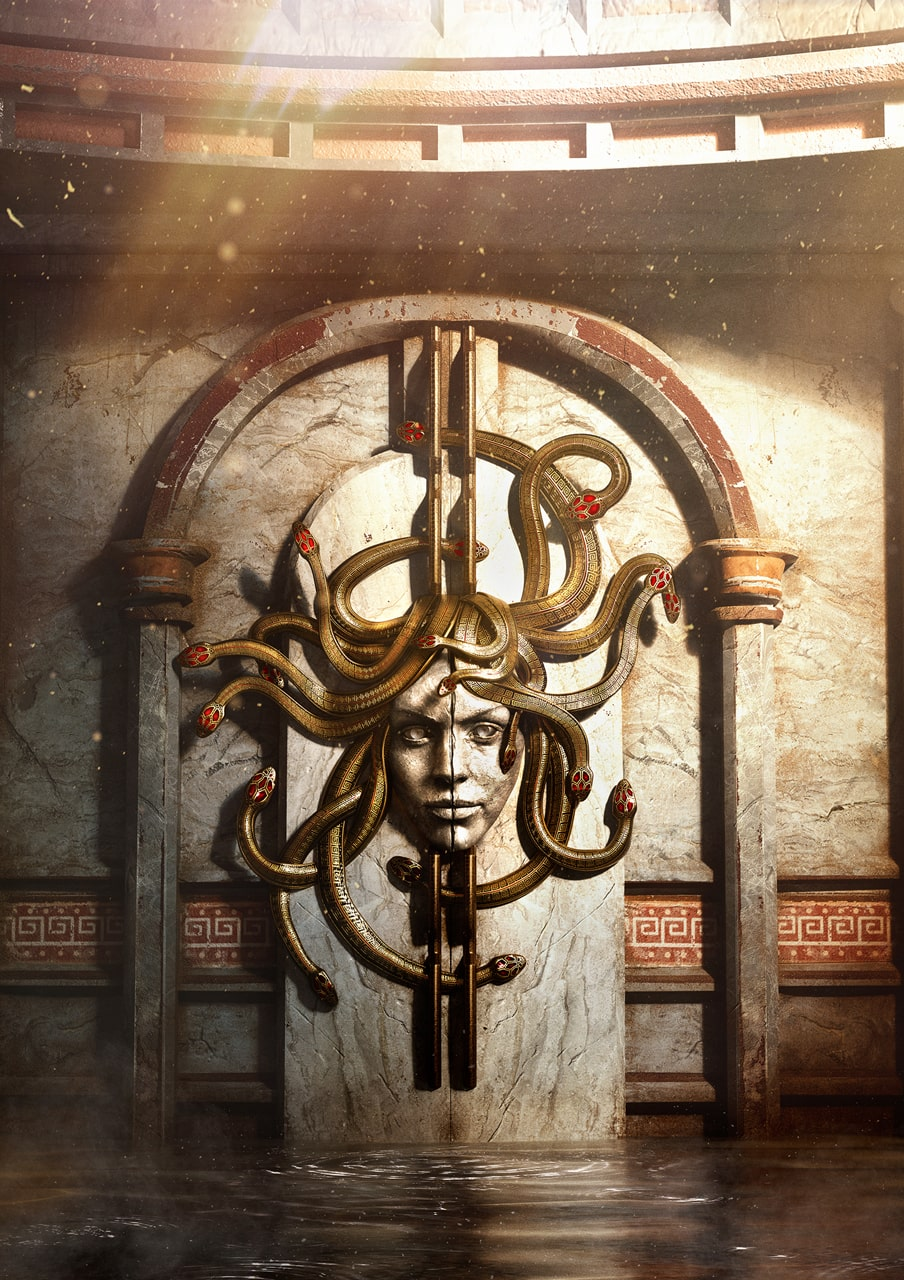 Beyond Medusa´s Gate